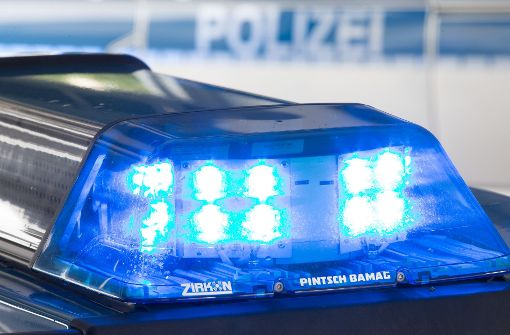 Die Polizei ermittelt gegen einen 29-Jährigen. (Symbolbild) Foto: dpa
