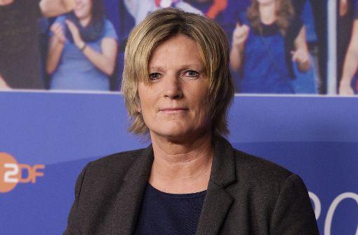 Kommentatorin Claudia Neumann muss auch beim Confed-Cup Kritik einstecken. Foto: dpa
