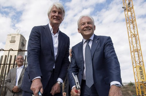 Stadt weist Forderungen von Ingenhoven ab