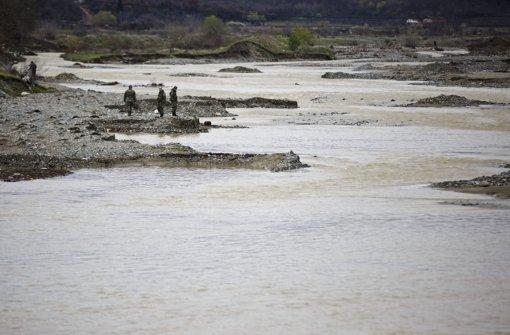 Drei afghanische Flüchtlinge in Mazedonien ertrunken