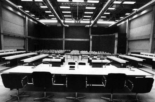 RAF-Gerichtssaal wird nun doch abgerissen