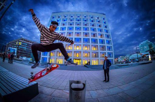 Skaterhochburg mit Potenzial
