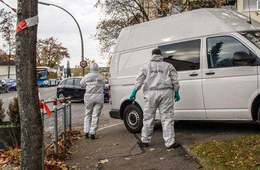 Die Kriminalpolizei ermittelt. Foto: SDMG