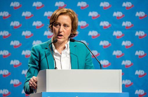Beatrix von Storch wettert gegen Angela Merkel