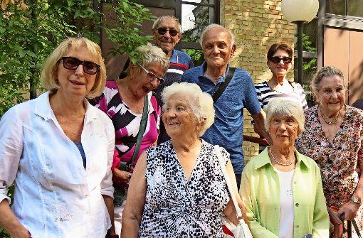 Senioren auf Tour  in und um Stuttgart