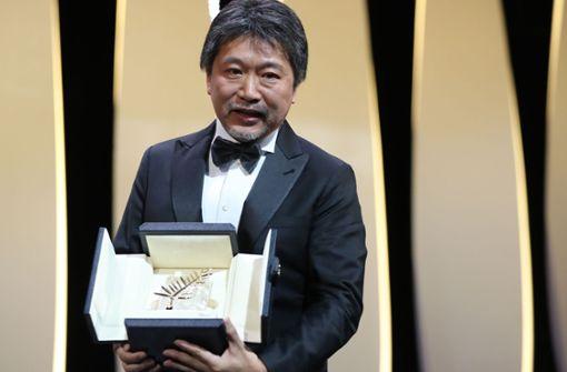 Goldene Palme für Familiendrama aus Japan