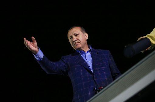 Bundesregierung zeigt Erdogan Grenzen auf