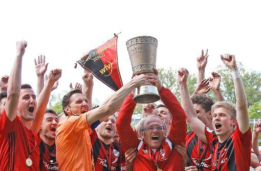 Stuttgarter Kickers verlieren gegen Siebtligisten
