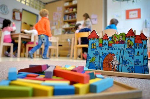 Zahl der Kinder unter drei Jahren in Kitas gestiegen