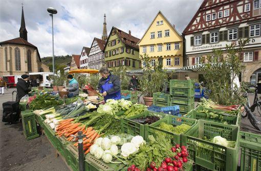 Stadt sucht nach Ideen für den Marktplatz