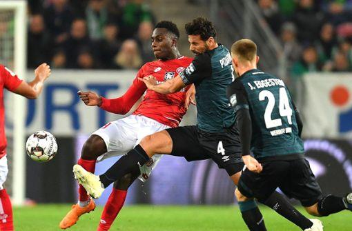 FSV Mainz feiert ersten Sieg seit sieben Wochen