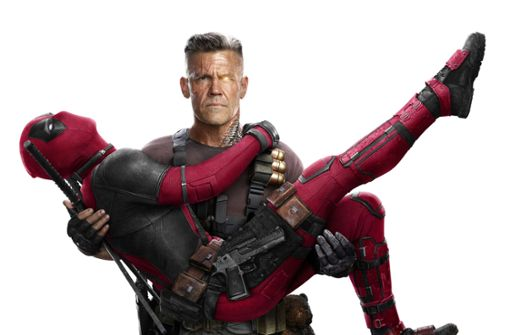 Ryan Reynolds in seiner Deadpool-Maske Foto: Twentieth Century Fox