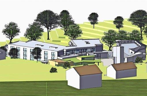 Bau eines Pflegeheims geplant