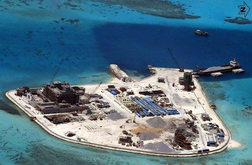 China hat keine Ansprüche im Südchinesischen Meer