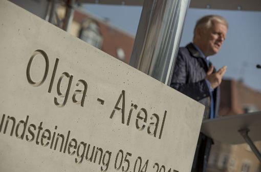 Schon in wenigen Wochen soll der Hochbau auf dem Olga-Areal beginnen. Foto: Lichtgut/Leif Piechowski