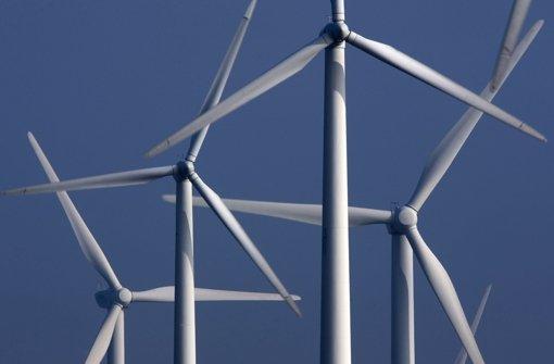 In Plüderhausen formieren sich Bürger gegen geplante Windkraftanlagen in der Nachbarschaft Foto: dpa-Zentralbild