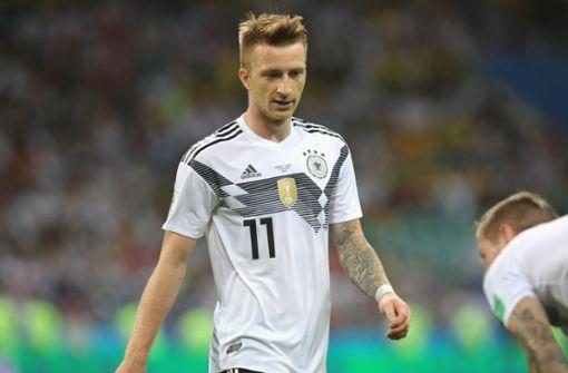 Marco Reus nennt Südkorea-Spiel das nächste Endspiel