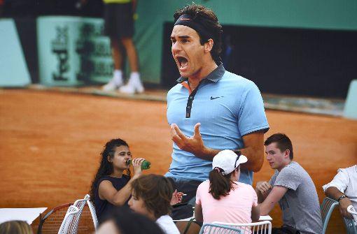 Haas verdirbt Federer das Comeback