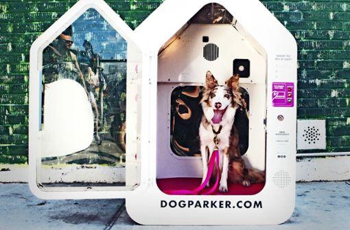 Ein Parkhaus für Hunde