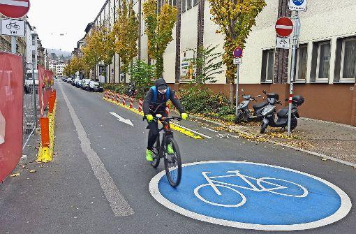 Tübinger Straße ist Vorzeigeprojekt