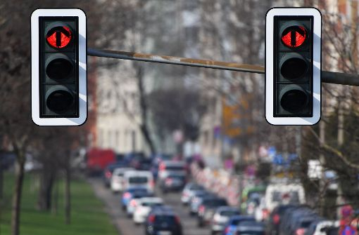 Fünf Verletzte nach Unfall auf Karlsruher Kreuzung
