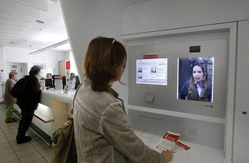 Bahn will Videoschalter in der Region