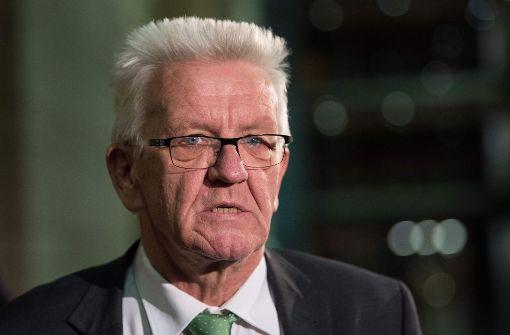 Kretschmann warnt vor Zulauf zu rechtspopulistischen Parteien