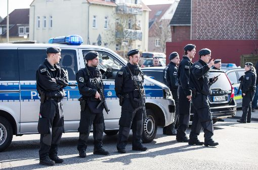 Polizei gibt nach Stunden Entwarnung