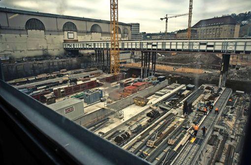 Bahn will von Stadt  591 Millionen Euro