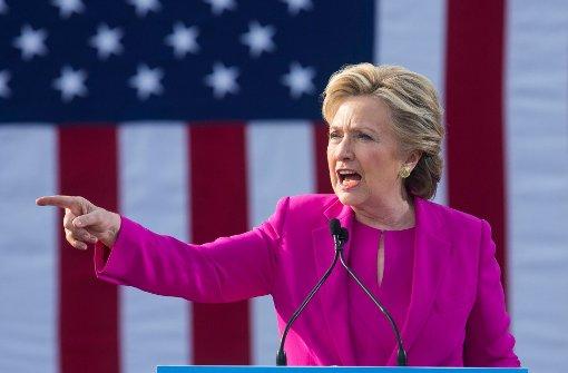 Clinton-Lager unterstützt Vorstoß für Neuauszählung