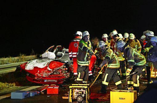 Zahl der Unfälle durch Falschfahrer nimmt zu