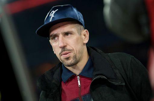 Franck Ribery zofft sich nach BVB-Spiel mit TV-Experte