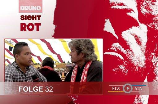 Bruno sieht rot: Talk mit Romulo Kurányi