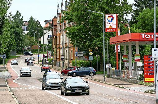 B297 nach Rechberghausen gesperrt