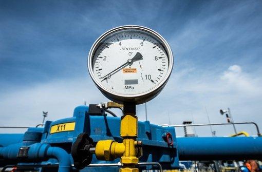 Gazprom baut zwei neue Leitungen