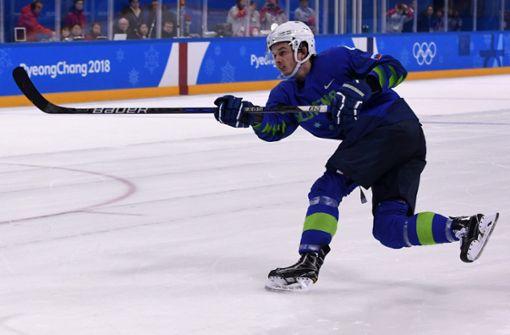 Slowenischer Eishockey-Spieler des Dopings überführt