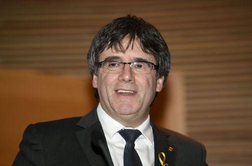 Generalstaatsanwalt ordnet sofortige Freilassung von Carles Puigdemont an