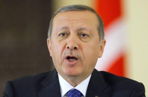 Proteste gegen Erdogan-Besuch erwartet