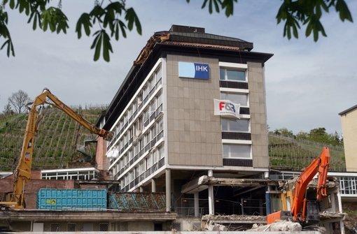 Grundstein für neuen IHK-Bau gelegt