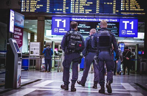 Wie sicher fühlen Sie sich am Stuttgarter Flughafen?