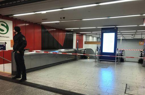 S-Bahn löst mit angezogener Bremse Feuerwehreinsatz aus