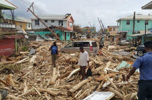 Tropensturm gewinnt erneut an Kraft