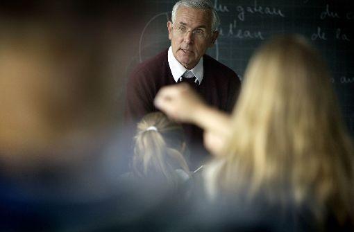 Wenn die Grippewelle kommt, will der Kreis auch auf pensionierte Lehrer zurückgreifen. Foto: Stoppel