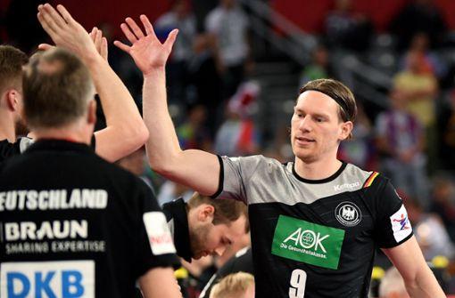 Deutsches Team behält Punkt – Slowenien bleibt im Turnier