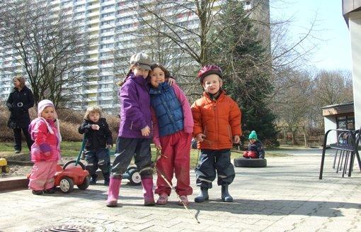 Vor ein paar Jahren drohte den Asemwald-Kindergärten die Schließung. Jetzt ist die Warteliste lang. Foto: Jacobs
