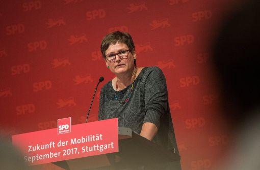 SPD-Landesvorsitzende kandidiert für Bundesvorstand
