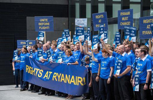 Ryanair einigt sich mit Pilotengewerkschaft