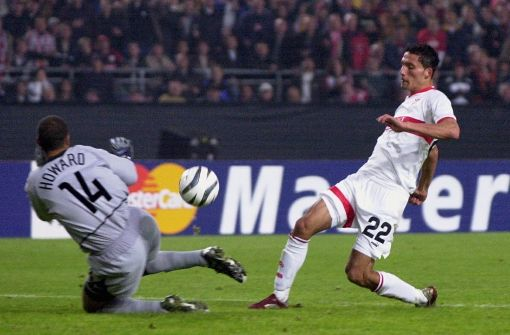 Karriere-Höhepunkt: Sieg gegen ManU in der Champions League