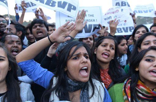 Indiens Frauen leben weiter gefährlich