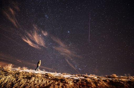 Meteore zu Weihnachten
